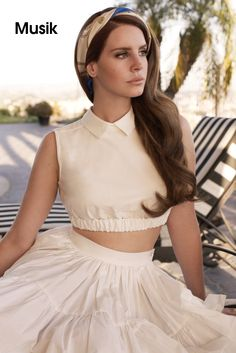 I am liked OBSSESED with her <3 Lana