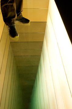 Chul-Hyun Ahn, 'Void Platform,' C. Infinity Table, Infinity Lights, Infinity Art, Infinite Mirror, Cob House Plans, Chillout Zone, Mirror Illusion, Spirited Art, Light Art