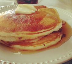 Tender Love with Buttermilk Pancakes