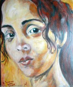 Artwork >> Nadine Nicaise >> L'arrogante