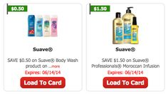 Over $60 in New ShopRite eCoupons - Suave, Nabisco, Knorr & More!  - http://www.livingrichwithcoupons.com/2014/05/40-new-shoprite-ecoupons-suave-nabisco-knorr-done.html