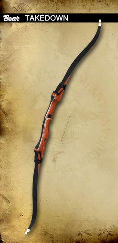 Traditional Bows | Take-Down | Bear Archery