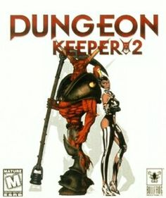Dungeon Keeper Among RTS's, Excellent, innovative gameplay, but not much replay. Even so, very fun for the duration of the campaign. Waiting on the third. Geek Games, Games Box, Old Games, Games To Play, Consoles, Dungeon Keeper, Life Sim, Oldschool, Old Computers