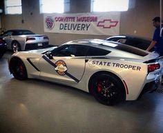 Kentucky State Police Stingray