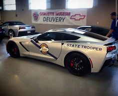 Kentucky State Police Stingray
