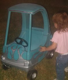 We pimped my daughters ride! - TOYS, DOLLS AND PLAYTHINGS