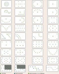Как расположить светильники на натяжном потолке, расчет освещения