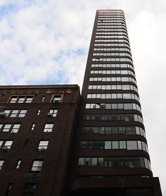 Sliver Film Locations - On the set of New York.com
