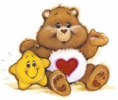 Tenderheart Bear of the Care Bears Care Bear Birthday, Care Bear Party, Childhood Toys, Childhood Memories, Care Bear Tattoos, Care Bears Vintage, Dibujos Cute, Tatty Teddy, Old Cartoons