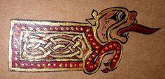 Celtic knot hound