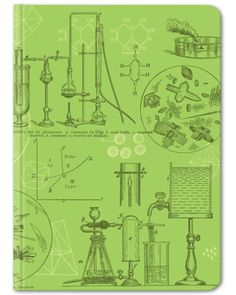 Beaker, Science Lab Hardcover Journal, Chemistry Notebook by Cognitive Surplus Chemistry Gifts, Green Chemistry, Science Teacher Gifts, Chemistry Labs, Graph Paper Notebook, Dot Grid Notebook, Astronomy Stars, Star Chart, Notebooks