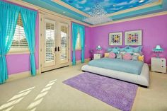 Looks like a Barbies room