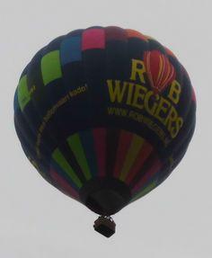 PH-WBZ Luchtballon Amersfoort
