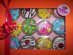 ¡Buscanos en Face!#Cupcakes #torta #MesaDulce #cumpleaños #BabyShower #Festejo #Celebración #Chocolate #Buttercream
