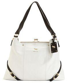 Emma Fox Handbag, Dressage Frame Shoulder Bag - Handbags & Accessories - Macy's