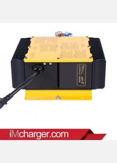 iMcharger series industrial battery charger mainly using for golf carts,aerial work platforms,utility,lift trucks,floor cleaning machines and electric cars. Battery Hacks, Solar Battery, Portable Battery, Lead Acid Battery, Off Grid Batteries, Golf Cart Batteries, Voltage Regulator, Car Cleaning, Cleaning Supplies