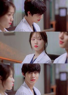 Korean Celebrities, Korean Actors, Lee Sung Kyung Doctors, Seo Woo, Ahn Hyo Seop, Romantic Doctor, Seo Digital Marketing, Ulzzang Korea, Joo Hyuk