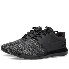 Nike Roshe One NM Flyknit Premium (Black)