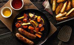 Easy Relish for Bonfire Night Bangers - https://www.yeovalley.co.uk/the-valley/in-the-kitchen/recipe/easy-relish-bonfire-night-bangers