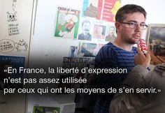 """Les quatre dessinateurs de presse ont trouvé la mort dans l'attaque terroriste perpétrée mercredi au siège du journal """"Charlie Hebdo""""."""