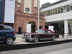 Mercedes-Benz 280SE 3.5 Cabriolet [W111] by coopey, via Flickr