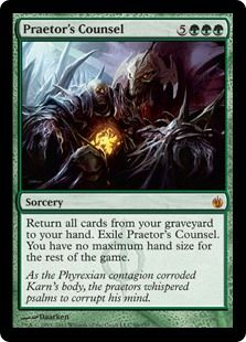 Praetor's Counsel - MTGStocks