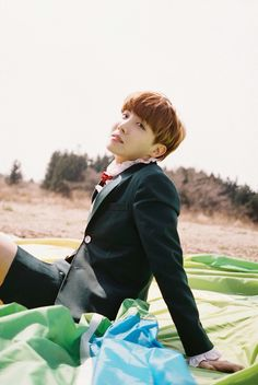 J-Hope - BTS - 'HwaYangYeonHwa: Young Forever' Photoshoot