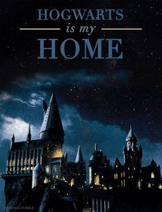 """Dᴏɴ'ᴛ. Lɪᴇ. Tᴏ ᴍᴇ."", patrxnus:   hogwarts is my home"