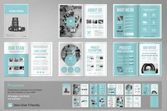 Proposal by TypoEdition on Creative Market