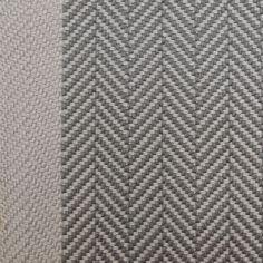Grey from Hartley & Tissier Grey Stair Carpet, Carpet Stairs, Stair Landing, Instagram Sign, Traditional Interior, Carpet Runner, Bold Colors, Herringbone, Home Improvement