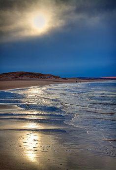 Cavendish Beach ~ Prince Edward Island, Canada