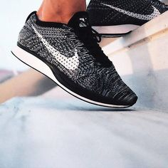1669c13daa07 Nike Flyknit Racer Oreo 2.0 Colorway  Black White Release Date  November 27