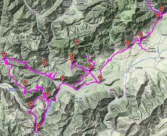 salite cicloturistiche nel Feltrino. // _ Feltre, feltrino, Valbelluna e Dolomiti Bellunesi - cicloturismo e mountain bike
