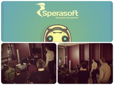 """Another knowledge sharing session at Sperasoft. Todays' topic is """"Java REST services & Live streaming"""". Learning is fun!"""