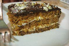 Кулинарен блог на Маги: Торта