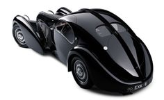 Ralph-Lauren-Collection-Bugatti-57-SC-Atlantic-Coupe-1938 Labeled as one of the most beautiful cars in the world, this is one of four examples ever built.  This car easily breaks the $2million value mark.
