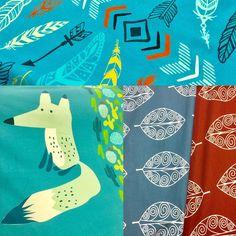 Something new has arrived today 👍🏻 #fabrics #sewing #fabriclove #tricot #jerseyfabric #diy #fabricaddict #myllymuksut #muksupuoti #ompelu #shoponline soon 😍👍🏻