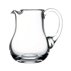 Made To Order 5.5H X 3.75T 16.75 oz Handmade Pitcher/Case of 6 Tags:  Pitcher; Handmade Pitchers; Glass Pitcher; https://www.ktsupply.com/products/32797332063/Made-To-Order-55H-X-375T-1675-oz-Handmade-PitcherCase-of-6.html