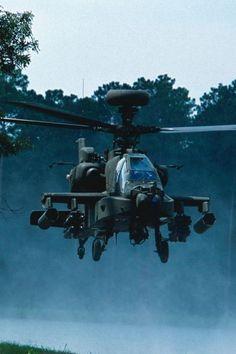 Apache AH-64 Longbow
