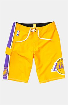 Quiksilver 'Lakers' Board Shorts (Big Boys) available at Nordstrom