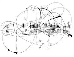 John Cage. Black and White music art. #music #art #blackandwhite http://www.pinterest.com/TheHitman14/black-and-white/