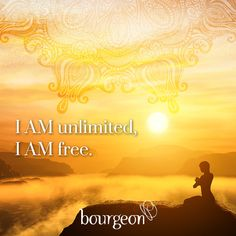 I am unlimited. I am free. Spiritual Awakening, Spiritual Quotes, Great Quotes, Inspirational Quotes, Uplifting Thoughts, Solar Plexus Chakra, Positive Mind, Narcissistic Abuse, Abraham Hicks