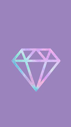 Ideas lock screen wallpaper iphone girly for 2019 Diamond Wallpaper, Purple Wallpaper, Tumblr Wallpaper, Cute Wallpaper Backgrounds, Pretty Wallpapers, Galaxy Wallpaper, Cool Wallpaper, Mobile Wallpaper, Tribal Wallpaper