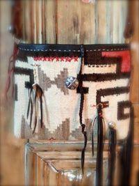 Santa Fe Scout Collection Belle Handbag  www.maverickstyle.net