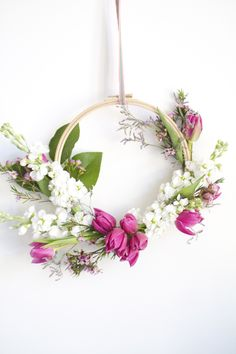 mahalolena | Flower DIY | http://mahalolena.com