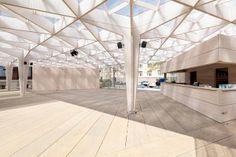 New Forms in Wood – Finnische Holzarchitektur in Venedig ausgestellt-DETAIL.de