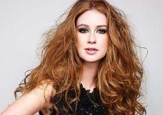 Cabelos marrons acobreados são lindos demais, são tendencia, e estão na cabeça de muitas famosas, como a Marina! Então vem aprender com a gente essa #cordecabelo linda e fácil de manter, o #marromacobreado http://salaovirtual.org/cabelo-marrom-acobreado/ #salaovirtual