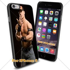 Sport WWE John Cena Cell Phone Iphone Case, For-You-Case Iphone 6 Silicone Case Cover NEW fashionable Unique Design