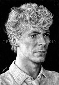 David Bowie IX by Kalasinar on DeviantArt