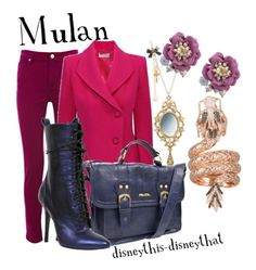 """""""Mulan""""  DisneyThis-DisneyThat on Tumblr"""